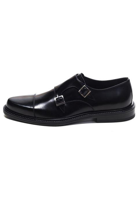Heston double monkstrap shoes
