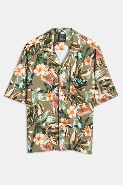 Hilmer floral shirt