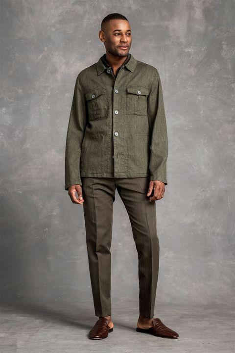 Holger shirt Jacket
