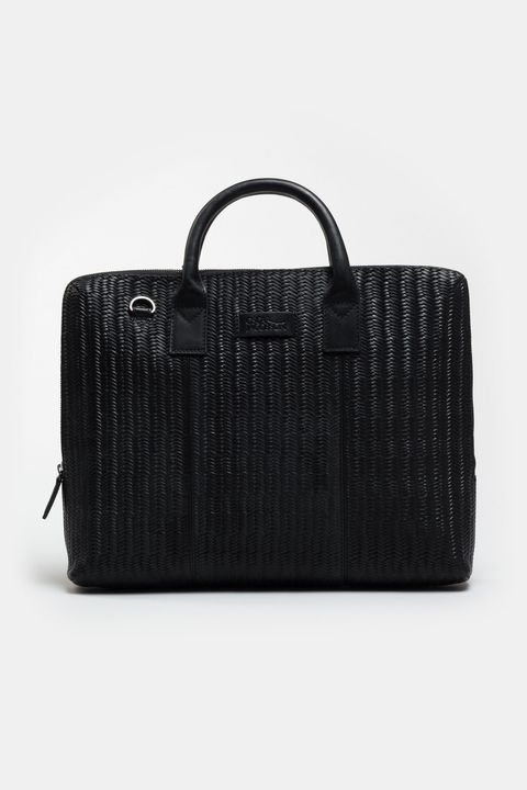 Italo Braided briefcase 13'