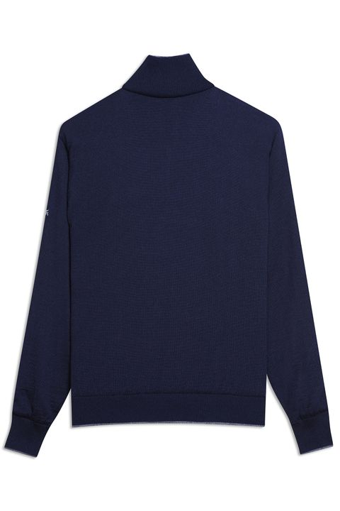 Iwan half-zip golf sweater
