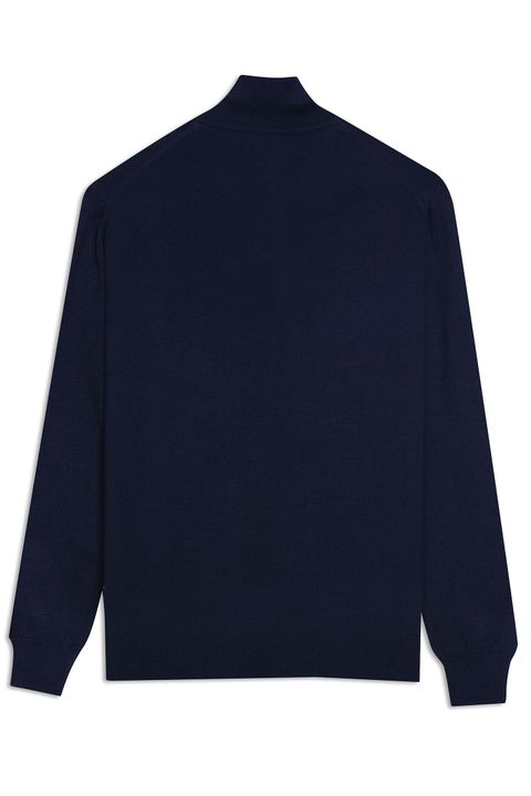Javier half-zip golf sweater