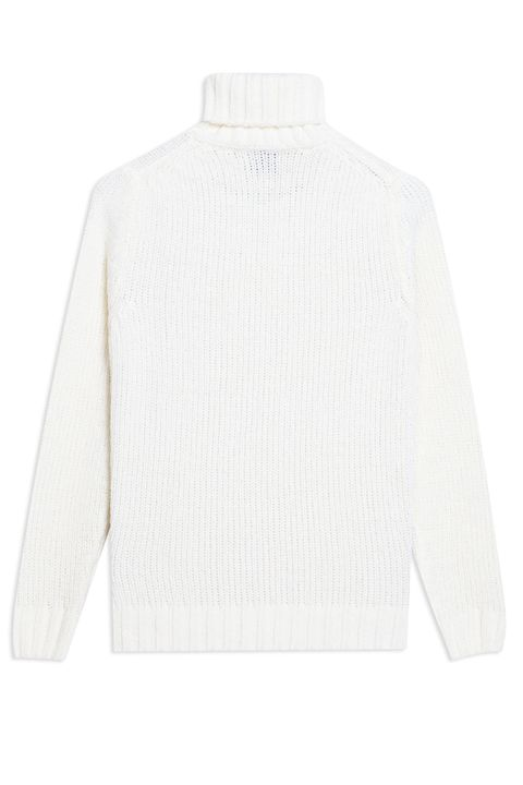 Kristopher knitted rollneck