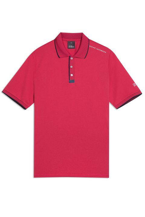 Leonard golf poloshirt