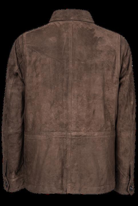 Milo suede jacket