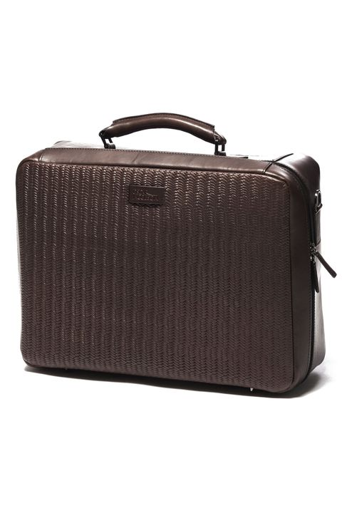 Braided briefcase XL