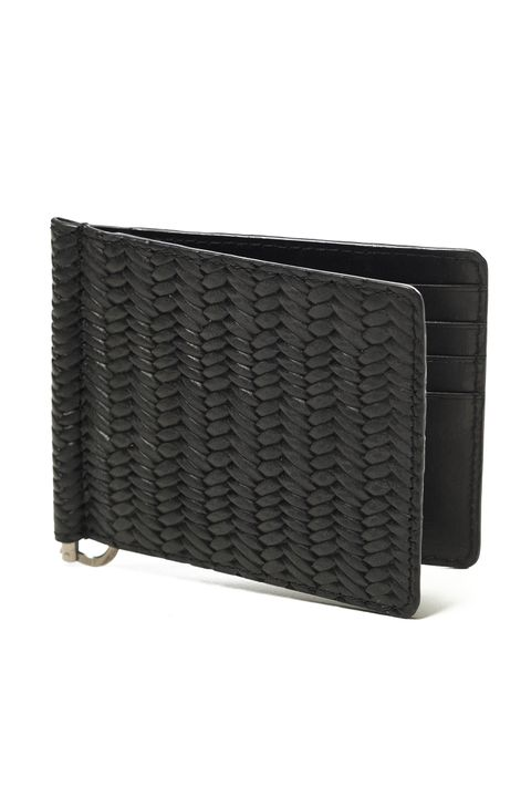 Braided wallet