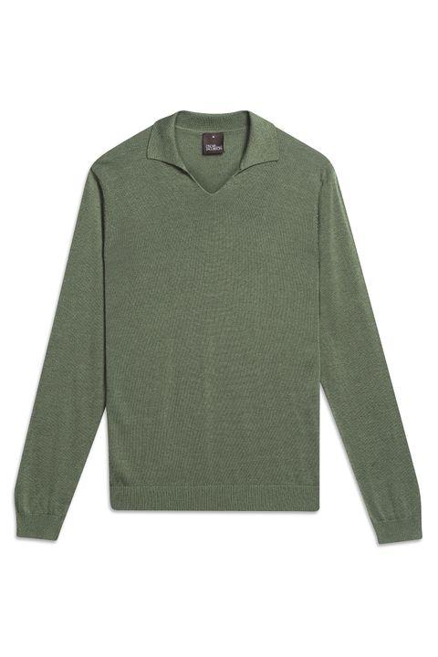 Oliwer V-neck Poloshirt