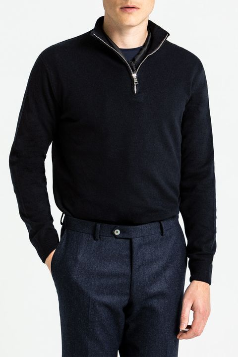 Patton Half Zip