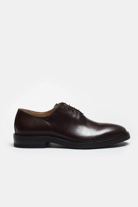 President wholecut oxford shoes