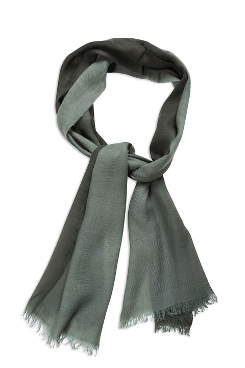 Wool and linen Scarf