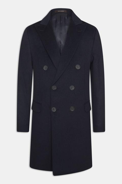 Sebastian double breasted coat