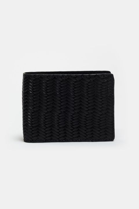 Trond Braided wallet