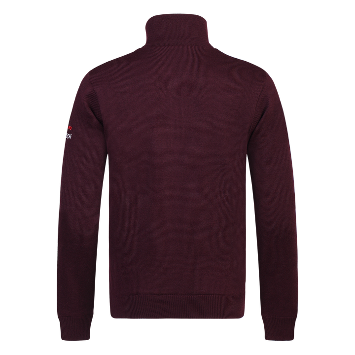 Orson half zip golf sweater