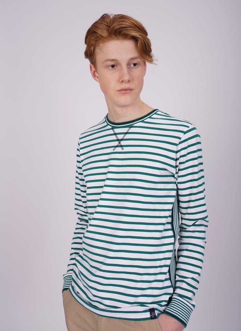 Classic Stripe Long Sleeve