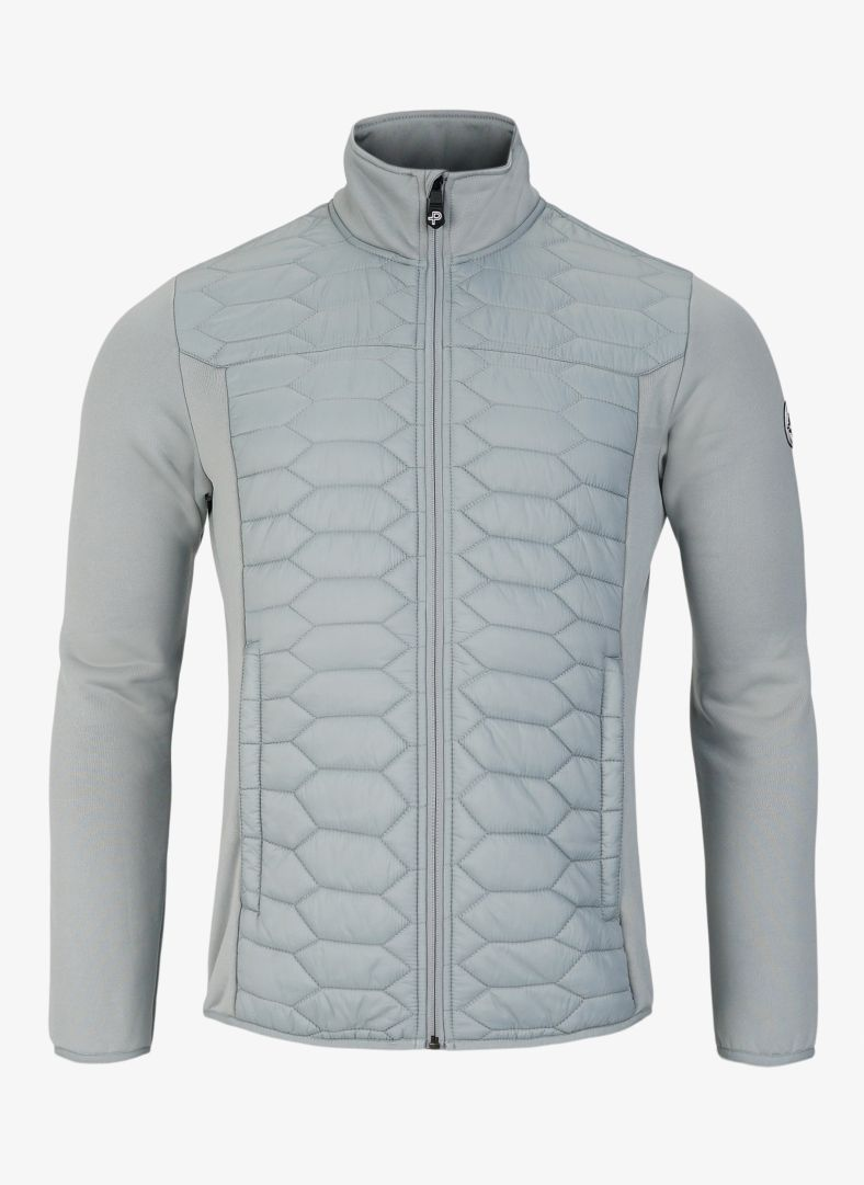 Levo Quilted Zip Midlayer 2.0