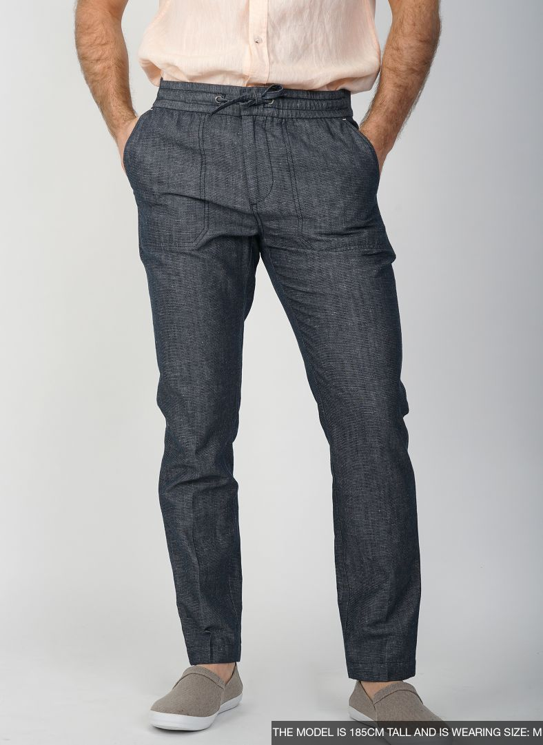 Staple pants