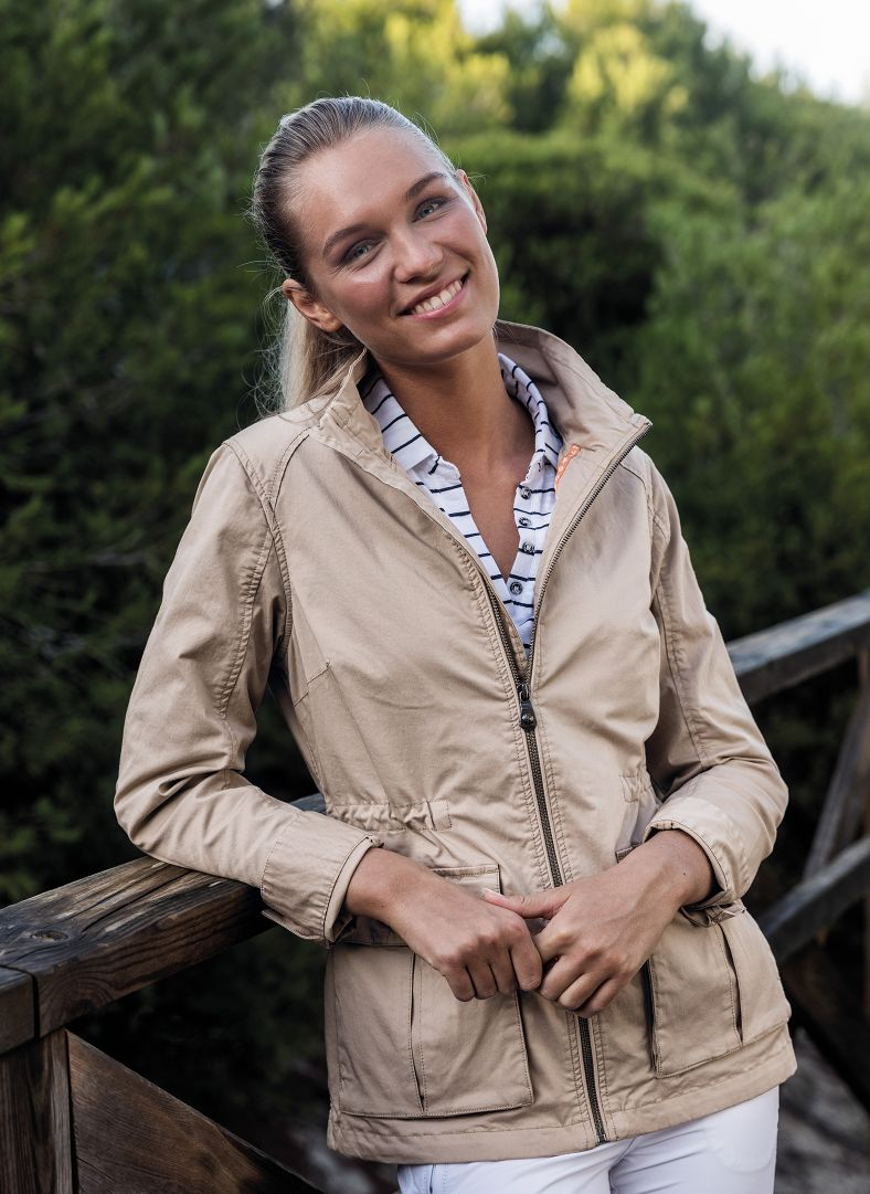W Dock Field Jacket