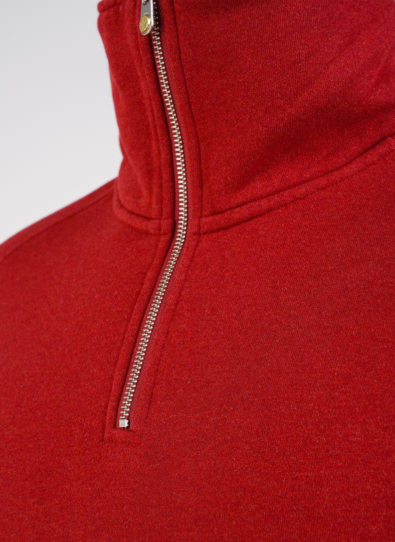Bay zip sweater