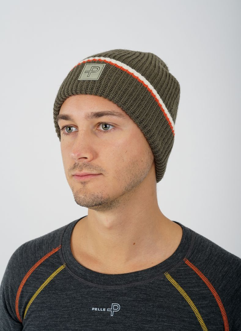 Tiller Knitted Hat Stripes