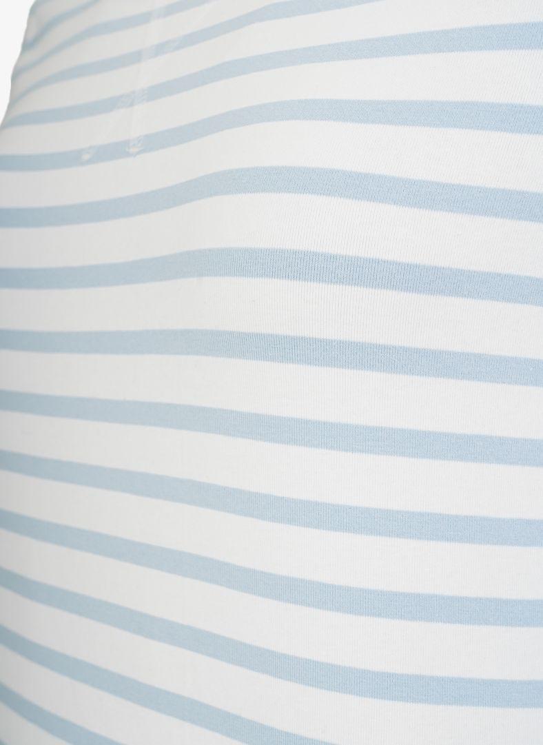 W Classic Stripe Long Sleeve