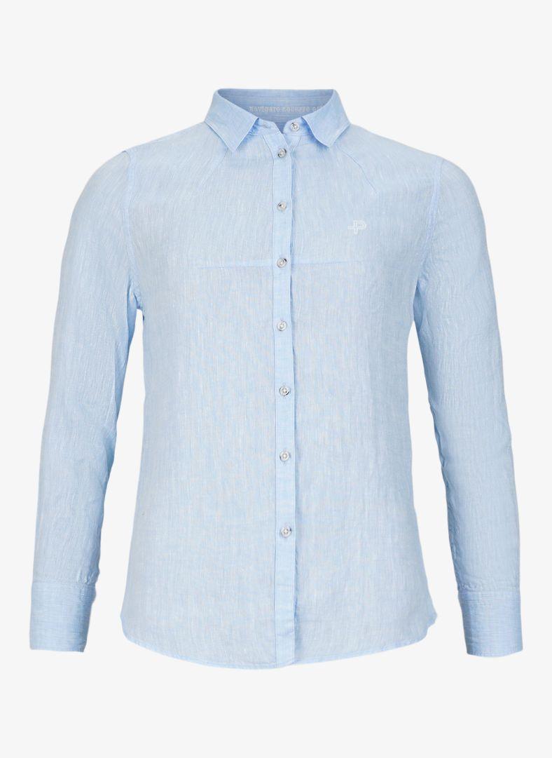 W Linen Shirt
