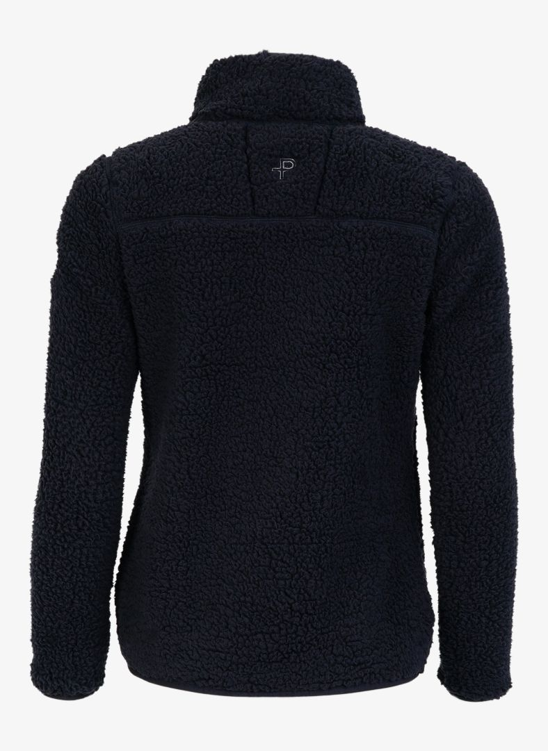 W Sherpa Sweater