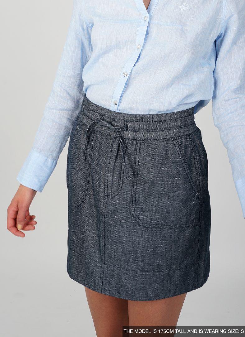 W Staple Skirt