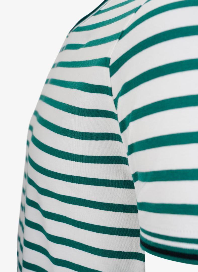 Classic Stripe Short Sleeve