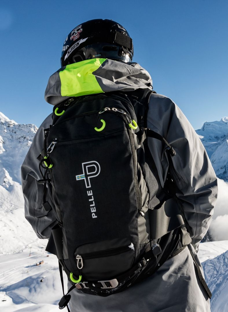 W Ski Backpack