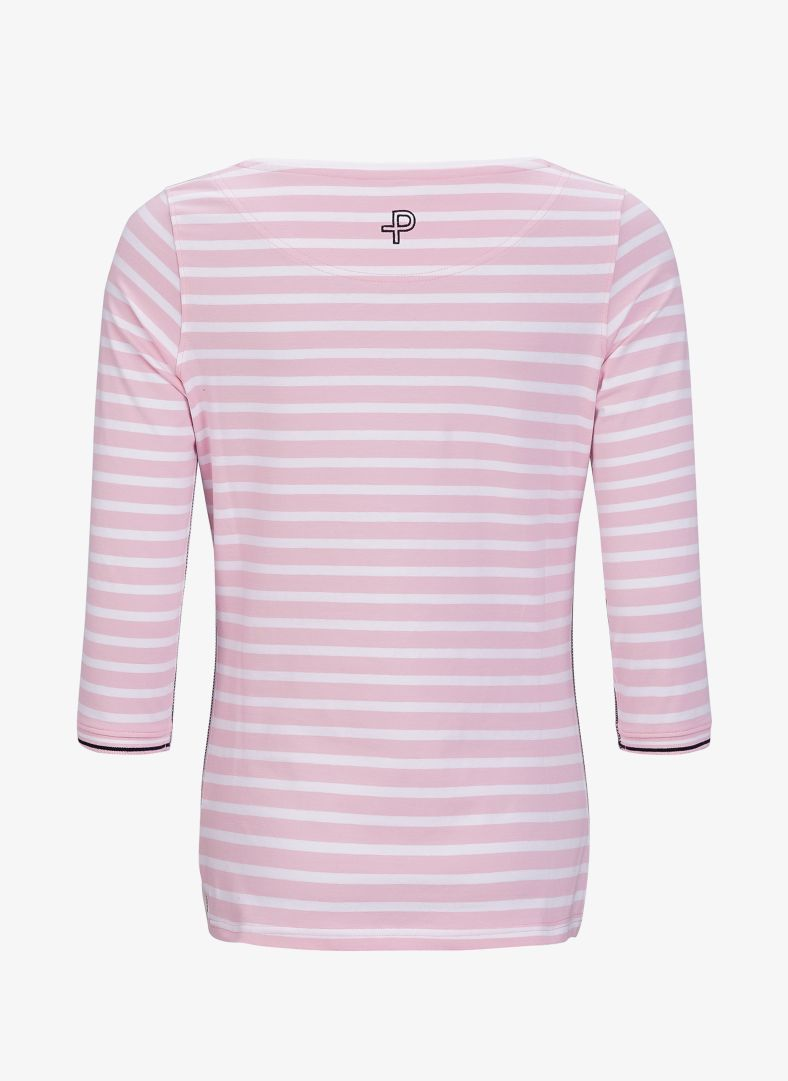W Classic Stripe Long Sleeve