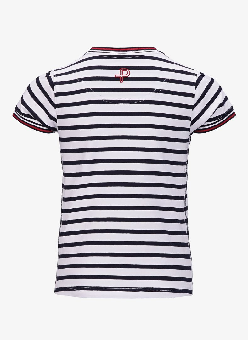 JR Classic Stripe Short Sleeve
