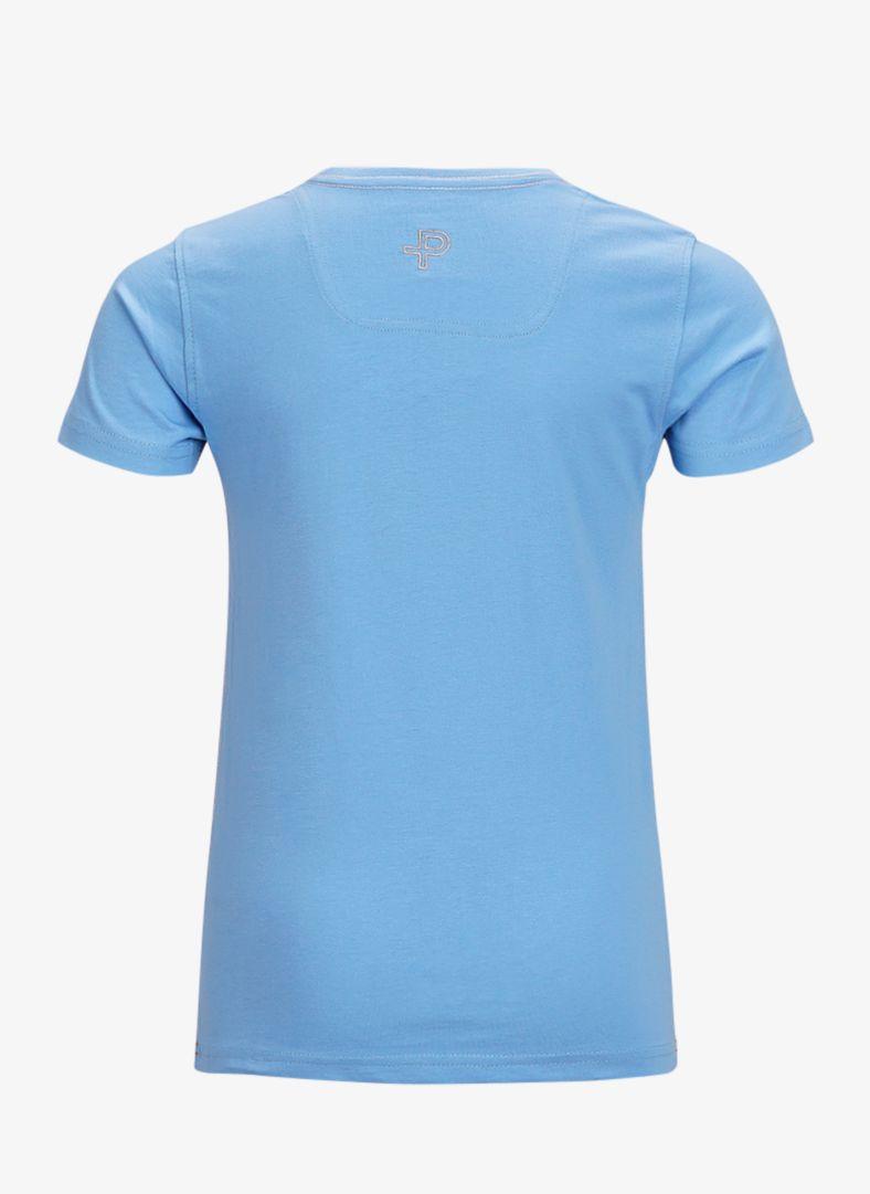 JR T-shirt Circle Print