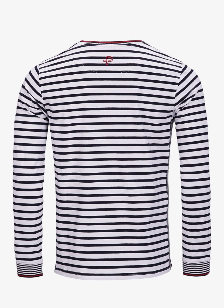 Classic Stripe Long Sleeve