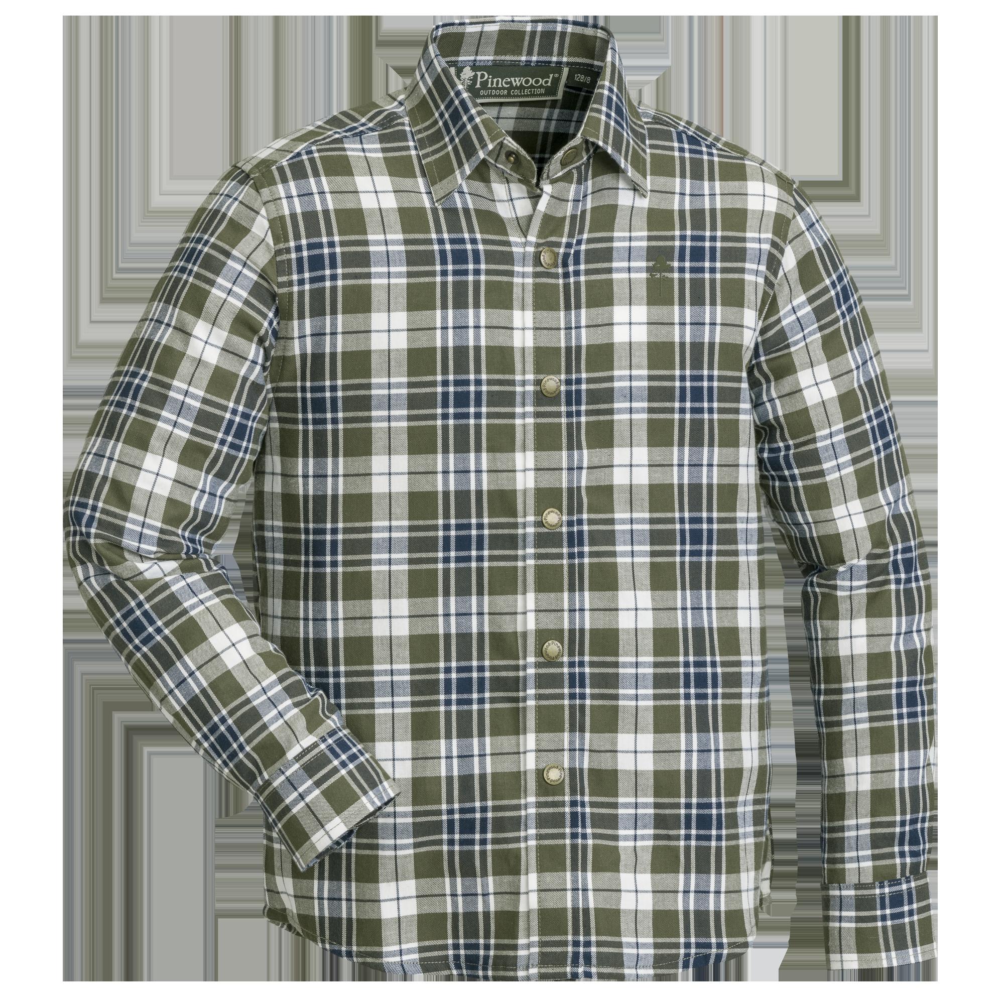 Skjorta Pinewood® Finnveden – BARN 6331