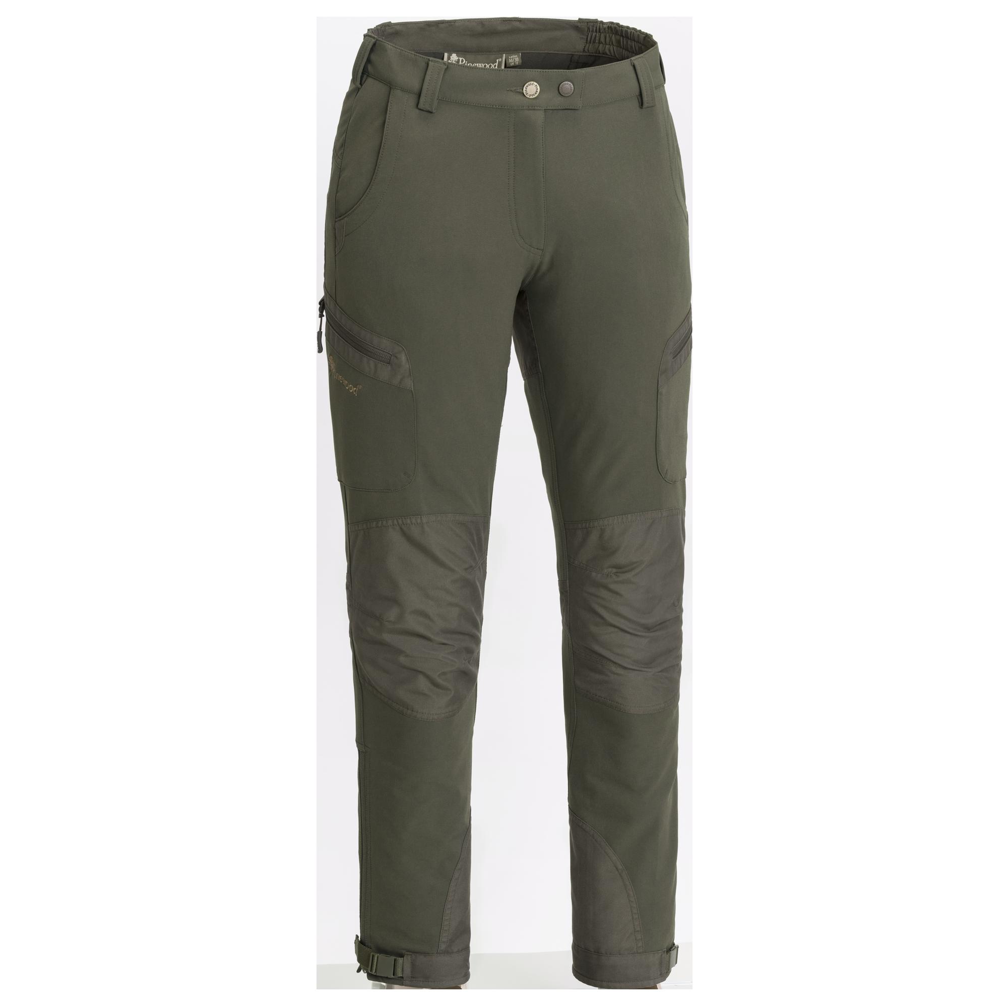 Byxa Pinewood® Wildmark Stretch – Dam 9347