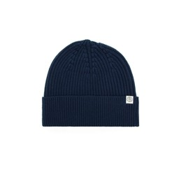 Ella Organic Cotton Navy