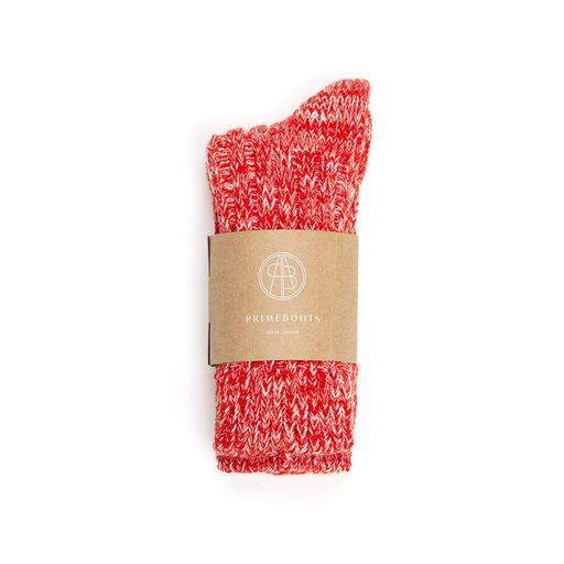 Eilidh Organic Cotton-Wool Traffic Red
