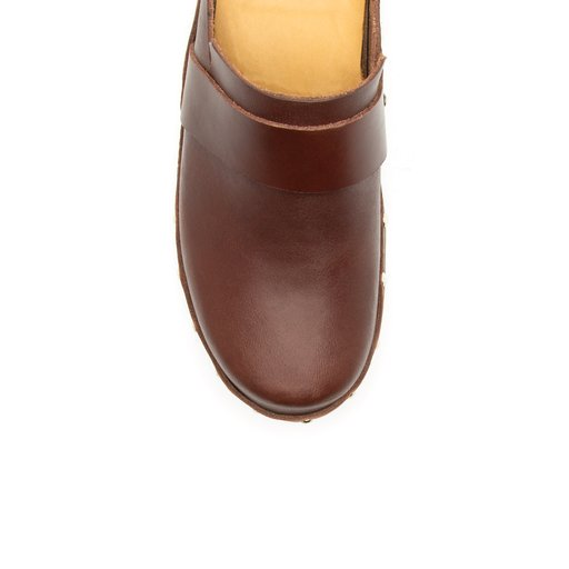 Iris Cow Leather Brown