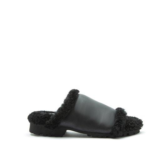 Kaisa Nappa-Sherling Black-Black