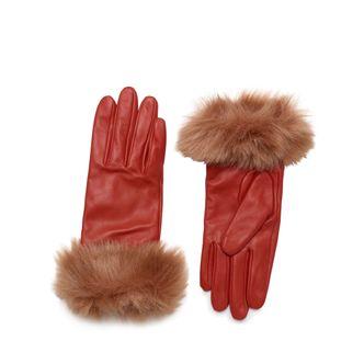 Handskmakaren Arigento Glove handske i fårskinn, dam