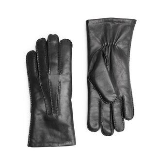 Handskmakaren Foligno handskar med fårullsfoder, dam