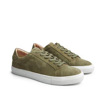 Rizzo Albio sneakers i mocka, herr