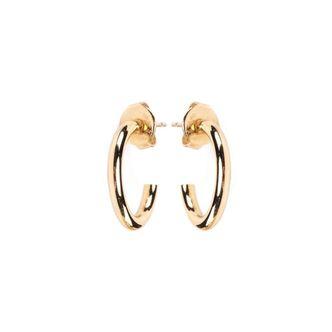 Mockberg By Lovisa Gold Hoops örhängen