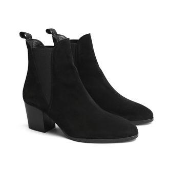 Rizzo Claudia boots i mocka, dam