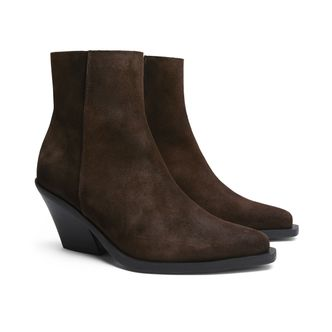 Rizzo Marilde boots i mocka, dam