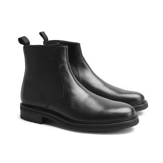 Rizzo Gracco boots i skinn, herr