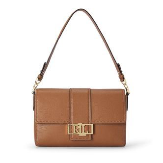 Lauren Ralph Lauren Spencer 25 handväska i skinn