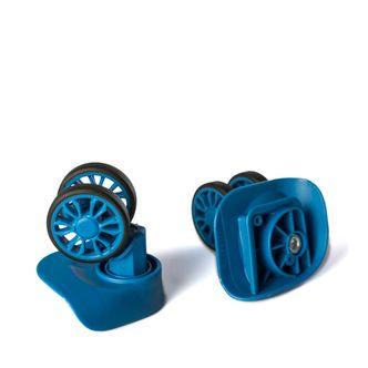 Epic Airspeed Dualtrak hjul till resväska, 2-pack