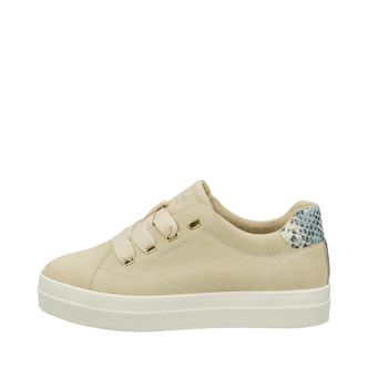 NEW IN - Gant Avona sneakers i mocka, dam